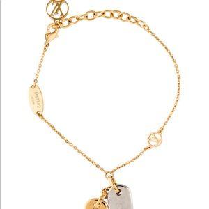 Louis Vuitton M63142 Nanogram Bracelet